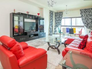 2 bd+maids Fairmont Residence Palm Jumeirah - Palm Jumeirah vacation rentals