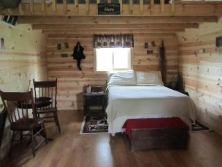 Rustic Secluded Rural Cabin in Southwest WI - Boscobel vacation rentals