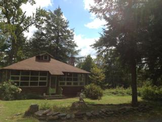 Beautiful Catskills Cabin (private lake community) - Lake Huntington vacation rentals