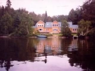 View from lake - Ark - Rangeley - rentals