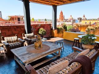 Alice's Palace, Penthouse in San Miguel de Allende - San Miguel de Allende vacation rentals