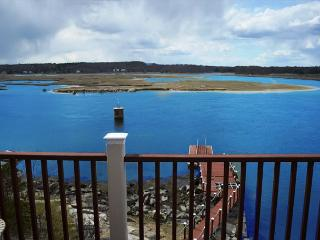 Paradise Point: Direct Waterfront with deepwater dock & sunsets - North Shore Massachusetts - Cape Ann vacation rentals