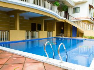 Goa Deeps - Spacious apt for families n couples - Vagator vacation rentals