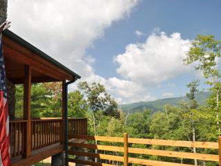 Custom Cabin W/ Mountain Views on 200 acres! - Hot Springs vacation rentals