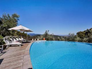 Spacious Castello Dei Canonici- expansive, striking view, secluded infinty pool - Lucca vacation rentals