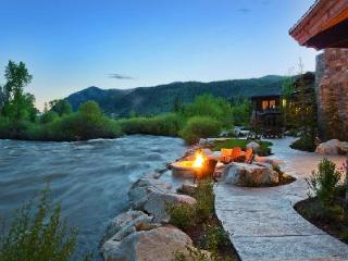 Luxury meets the great outdoors at Riverbend Ranch - country living at its best! - Kamas vacation rentals