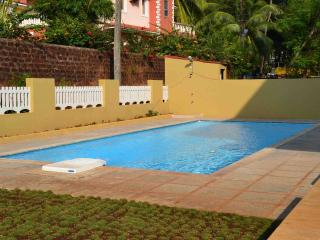 Awsome 3 Bedroom Apartment in the Heart of Arpora! - Baga vacation rentals