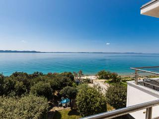 Villa Mirella-apartment for 4, first to the sea! - Kozino vacation rentals