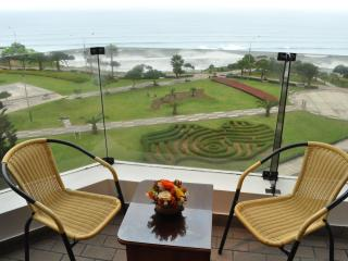 Apartament with ocean view - Lima vacation rentals