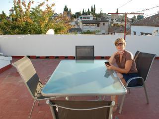 Terrace Close  to Mirador San Nicolas - Granada vacation rentals