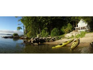 2 BR Vintage Cottage Newfound Lake - Private Beach - Hebron vacation rentals