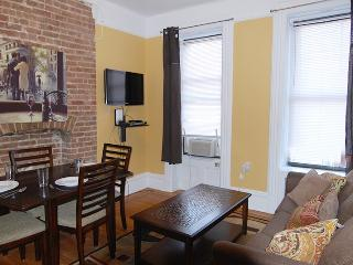 Steps to Central Park One Bedroom Beauty! - New York City vacation rentals