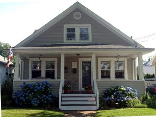 Blue Hydrangea Beach Cottage - Weekly Rentals - New Jersey vacation rentals