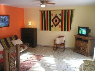Casa Rosa. Beach Front GROUND Apartment, Chelem, - Yucatan vacation rentals