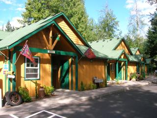 The Cabins Creekside at Welches For Four - Welches vacation rentals