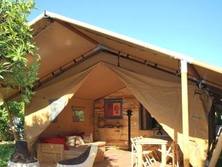 Luxurious Safari Tent Campo Portakal - Cirali vacation rentals