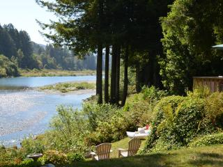 River Front Home On The Beautiful Smith River - Smith River vacation rentals