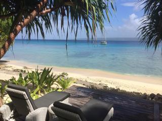 The Boat House   Private beach   EFATE   Vanuatu - Port Vila vacation rentals