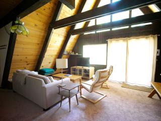Rustic modern A-frame Tahoe cabin - South Lake Tahoe vacation rentals