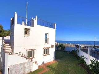 Front line luxury secure private beach house - Marbella vacation rentals