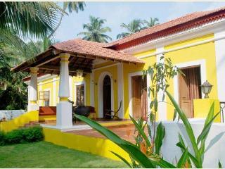 Goan Heritage Villa - Luxury - Candolim vacation rentals
