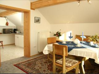 Vacation Apartment in Schwarzach - 861 sqft, natural, quiet, active (# 5389) - Achslach vacation rentals