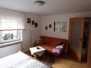 Double Room in Kranichfeld - 205 sqft, relaxing, beautiful, quiet (# 5394) - Thuringia vacation rentals