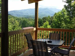 Leconte Lookout  Smoky Mountain Cabin - Gatlinburg vacation rentals