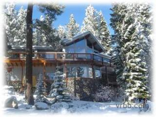 Tahoe Donner Luxury Home Walking Distance To Trout - North Tahoe vacation rentals