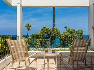 Beautiful oceanfront condo at Royal Sea Cliff 209-RSC 209 - Kailua-Kona vacation rentals