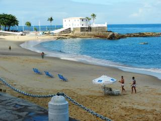 Breezy 3 Bdrm in front of Porto da Barra Beach - State of Bahia vacation rentals