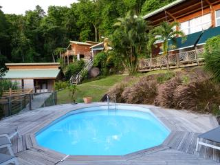 LE BOUGAINVILLIER BLANC - Pointe-Noire vacation rentals