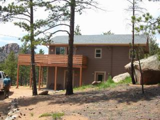 Mountain vacation home located in Turkey Rock - Woodland Park vacation rentals