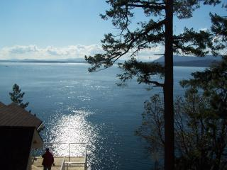 Gulf  Island Cottage for Rent with Great Views - Gulf Islands vacation rentals