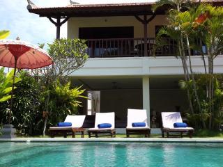 Puri Naga, 4 Bed Family Villa, 5 mins Seminyak - Seminyak vacation rentals