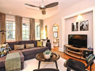 Boutique Furnished Apartment with Original Artwork - Charlotte vacation rentals