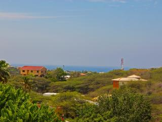 Coco Hill Villa with sea view (no Bolivares/cash) - Curacao vacation rentals