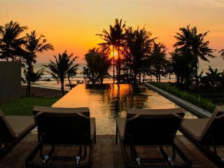 NEW 3BR ABSOLUTE BEACHFRONT VILLA - MENGENING 1 - Canggu vacation rentals