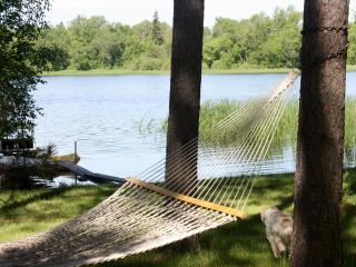 FISHING SPECIAL LAKE SIDE GUEST HOUSE - Squaw Lake vacation rentals