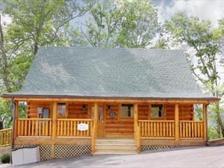 Country Porch Swing, Loft, Pool Table, Room for 6 With Awesome Mtn View - Sevierville vacation rentals