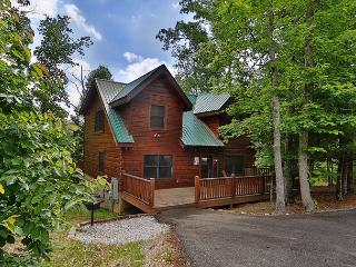Mountain Majesty a two bedroom cabin - Sevier County vacation rentals
