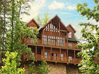 Stunning Views From Three Decks, Resort Pool, Sleeps 22, Dogs Welcome - Sevierville vacation rentals