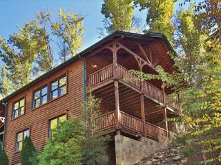 Smoky Mountain Escape a two bedroom cabin - Sevierville vacation rentals