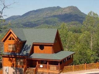 Luxury, Nature, Stunning Views, Hot Tub, Sauna, Resort Mini-golf, Dogs OK - Sevierville vacation rentals