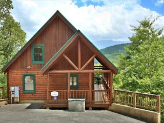 Tranquility a two bedroom cabin - Pigeon Forge vacation rentals
