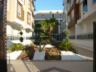 Cozy new apt with Garden/Pool view, 250m from Sea - Antalya vacation rentals