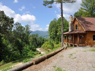 Custom 3BR Cabin on 200 Acre Conservancy! - Smoky Mountains vacation rentals