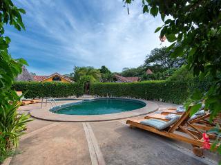 2BD Peaceful, Stylish Villa, 5 min walk to town! - Tamarindo vacation rentals