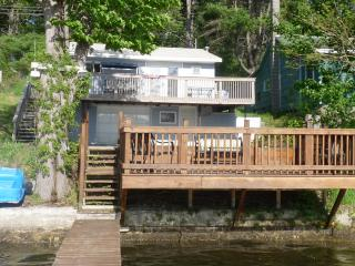 Blue Lagoon - cottage on Lamoka Lake - Bradford vacation rentals