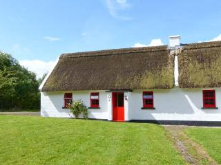 NO. 10 TIPPERARY THATCHED COTTAGE, semi-detached, garden with private seating, WiFi, pet-friendly, in Puckane, Ref 916416 - Coolbawn vacation rentals